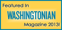 Featured in Washingtonian Magazine 2013